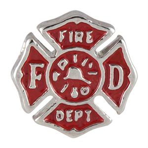 Picture of Fire Dept. Charm